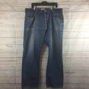 Levi's VTG 501 Button Fly Straight Fit 44x34